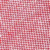 Red Cotton Westminster Extra Long Tie