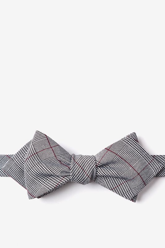 Williams Diamond Tip Bow Tie Photo (0)
