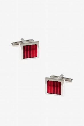 Framed Stripes Cufflinks