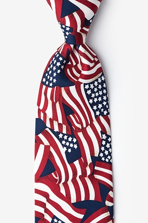 _4th of July Tie_