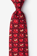 Broken Hearts Tie Photo (0)
