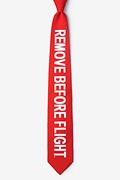 Remove Before Flight Tie