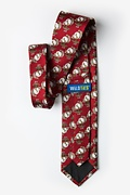 USMC Logo Repeat Tie Photo (1)