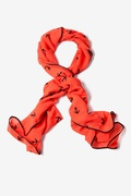 Velvet Anchors Scarf by Scarves.com