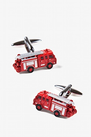 Fire Trucks Cufflinks