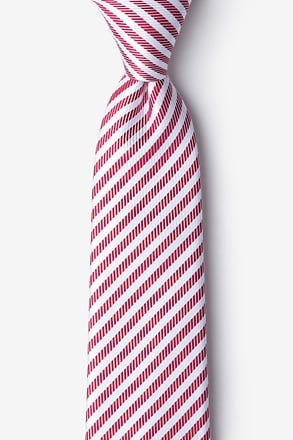 _Bear Island Red Tie_