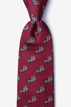 Born To Ride Tie