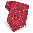 Christmas Fleet Tie by Eric Holch for Alynn Neckwear