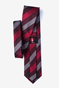 Dee Red Extra Long Tie Photo (1)