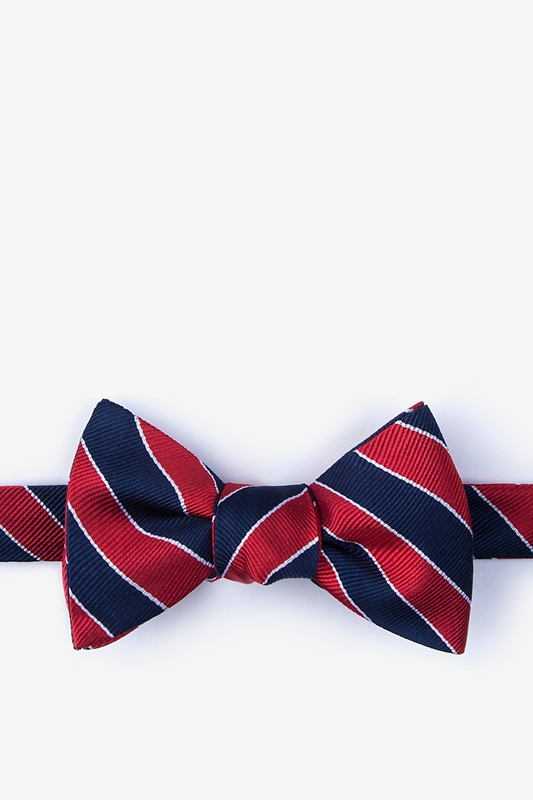 Fane Self-Tie Bow Tie Photo (0)