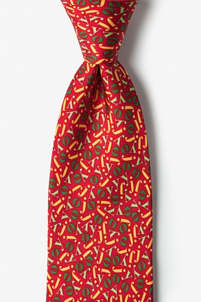 Jumble of Joy Tie