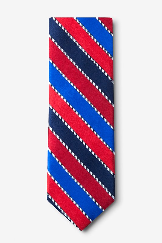 Know the Ropes Extra Long Tie