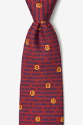Legal Latin Tie Photo (0)