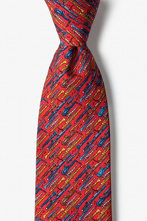 Mighty Woodwinds Tie