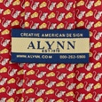 Mouse & Cheese Tie by Alynn Novelty