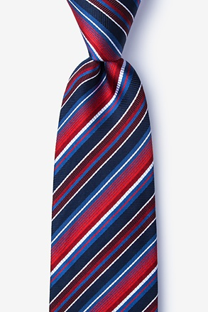 Moy Red Tie
