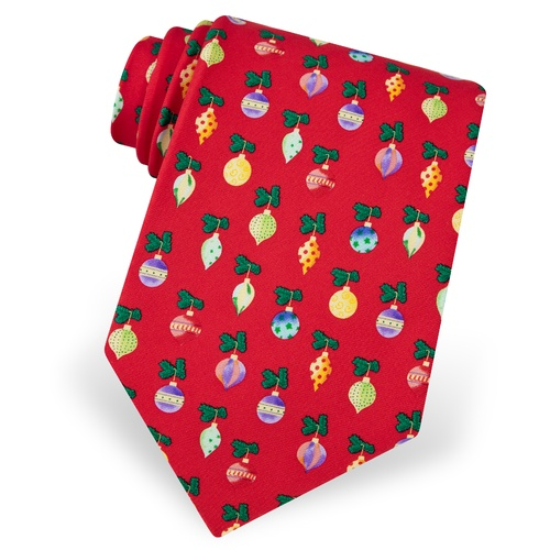 Ornaments Tie by Alynn Novelty
