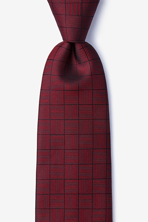 _Red Hill Tie_