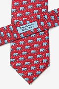Republiphants Red Tie Photo (2)