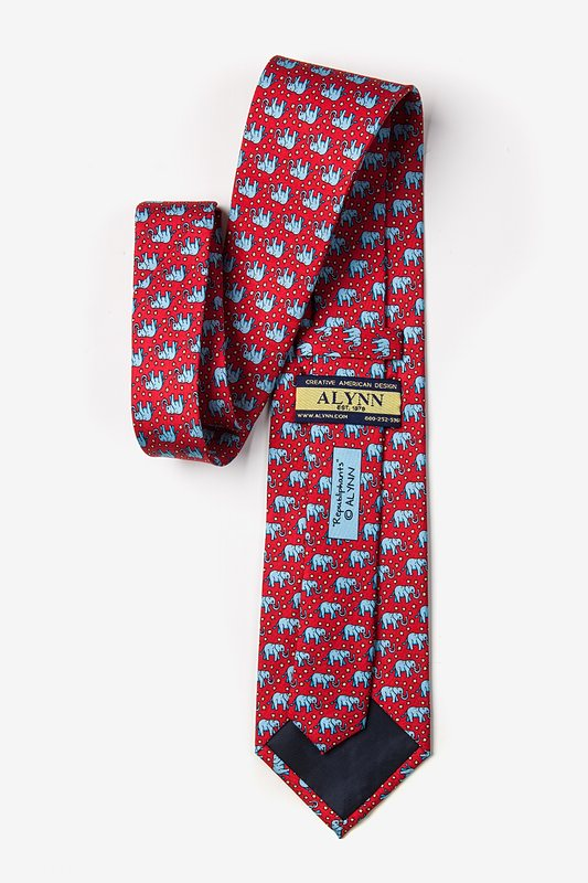 Republiphants Tie