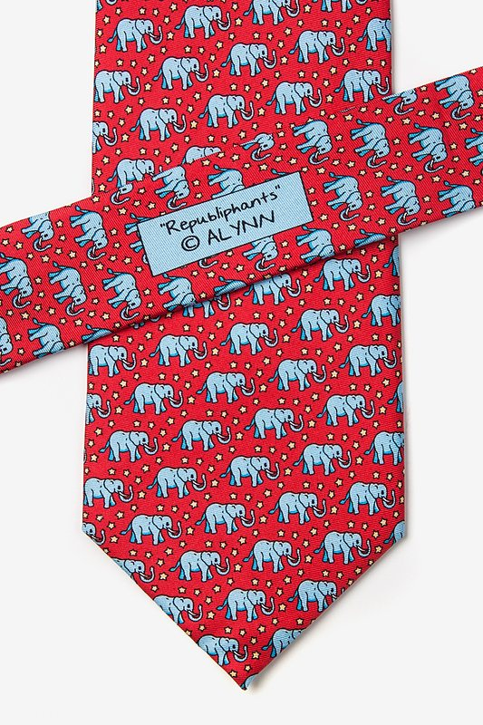Republiphants Tie Photo (2)