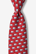 Republiphants Red Tie Photo (0)