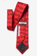 Sheet Music Tie by Alynn Novelty