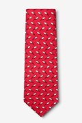 The Perfect Spiral Extra Long Tie Photo (1)