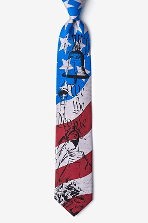 We The People Tie