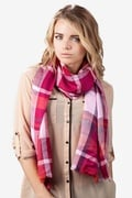 Bently Red Scarf by Scarves.com