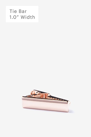 Chrome Curved Tie Bar