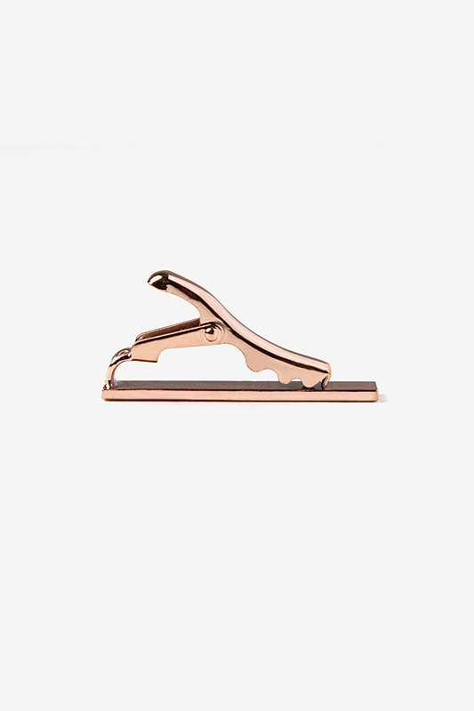 Garland Rose Gold Tie Bar Photo (1)