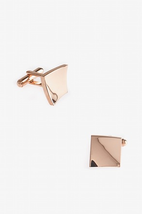 Rounded Square Cufflinks