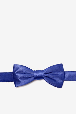 _Royal Blue Bow Tie For Boys_