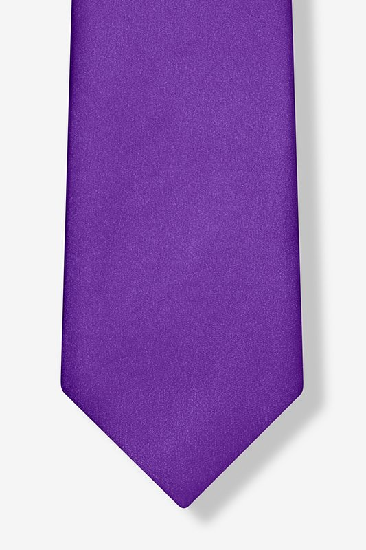 Royal Purple Tie