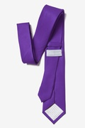 Royal Purple Tie For Boys Photo (2)