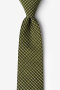 Sage Cotton Holbrook Extra Long Tie