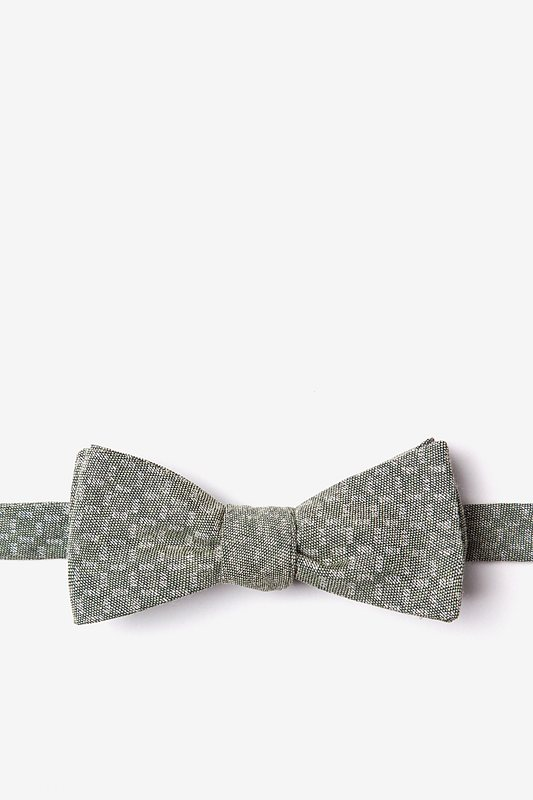Nixon Sage Skinny Bow Tie Photo (0)