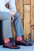 Buena Park Polka Dot Sock Photo (2)