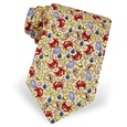 Crabs And Seashells Tie by Alynn Novelty