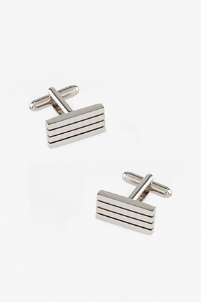 Barred Up Cufflinks