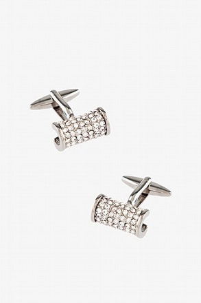 _Barrel Blink Cufflinks_