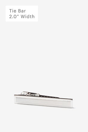 _Beveled Rectangle Tie Bar_