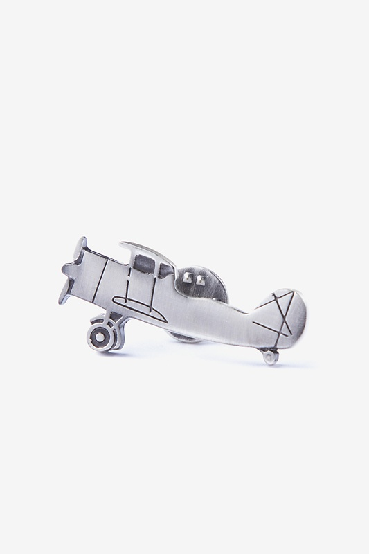 Biplane Lapel Pin Photo (0)