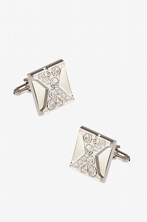 Blinged Out X Cufflinks