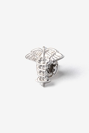 Caduceus Lapel Pin