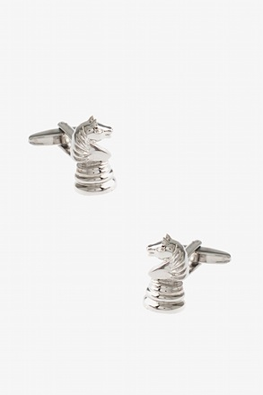 Chess Knight Cufflinks