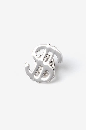 _Dollar Sign Lapel Pin_