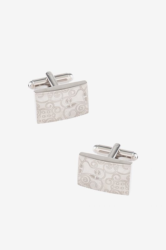 Dreaming Illusions Silver Cufflinks Photo (0)