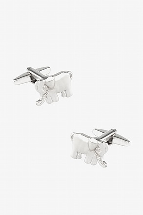 Enchanted Elephant Cufflinks